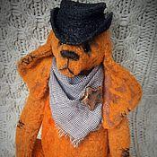 Куклы и игрушки handmade. Livemaster - original item Hart... the dog Teddy 15 cm. Handmade.