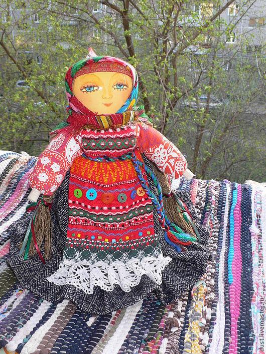Народные куклы ручной работы. Ярмарка Мастеров - ручная работа. Купить Кукла Молодуха (образ молодой замужней женщины). Handmade.