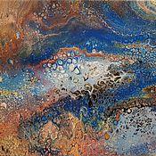Картины ручной работы. Ярмарка Мастеров - ручная работа Картина Абстракция 4. Handmade.
