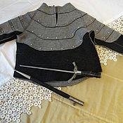 """Работы для детей, ручной работы. Ярмарка Мастеров - ручная работа теплый джемпер в рыцарском стиле """"Маленький Артур"""". Handmade."""