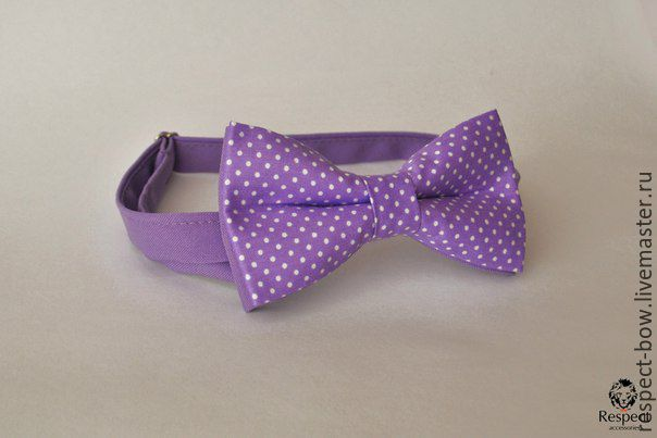 b22f6479aaf8 Ties & Bow Ties handmade. Livemaster - handmade. Buy Tie Lavender / lilac  bow ...