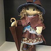 Игрушки ручной работы. Ярмарка Мастеров - ручная работа Кукла для интерьера. Handmade.