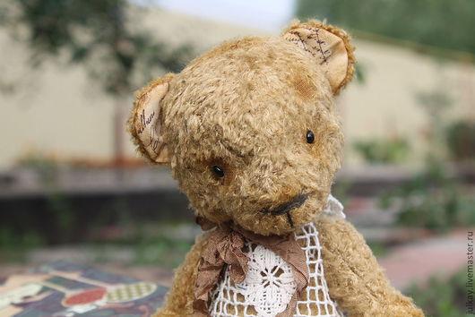 Мишки Тедди ручной работы. Ярмарка Мастеров - ручная работа. Купить Мишутка. Handmade. Мишки тедди, фурнитура