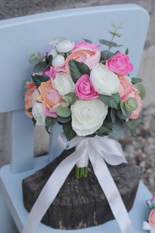 Букет невесты , Свадебный букет красный , букет невесты Белый, Свадебные букеты, Сочи,  Фото №1