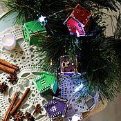 Сувениры и подарки handmade. Livemaster - original item Festoon led