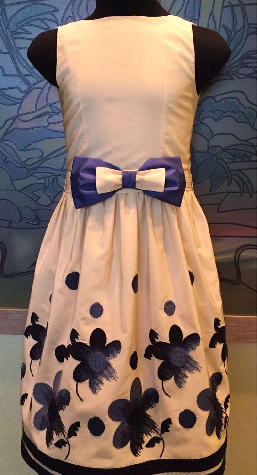 Одежда для девочек, ручной работы. Ярмарка Мастеров - ручная работа. Купить Коктейльное платье для маленькой Леди. Handmade. Платье