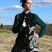 """Одежда ручной работы. Ярмарка Мастеров - ручная работа Жакет """"Дракон"""". Handmade."""