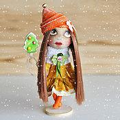 Куклы и игрушки ручной работы. Ярмарка Мастеров - ручная работа CHRISTMAS CRUMBS 6 (Рождественские крохи). Handmade.