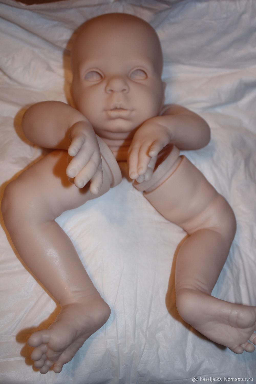 Куклы и игрушки ручной работы. Ярмарка Мастеров - ручная работа. Купить Молд (заготовка)Уиллоу. Handmade. Реборн, винил