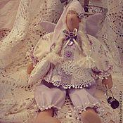 Куклы и игрушки ручной работы. Ярмарка Мастеров - ручная работа Тильда Сплюшка. Handmade.