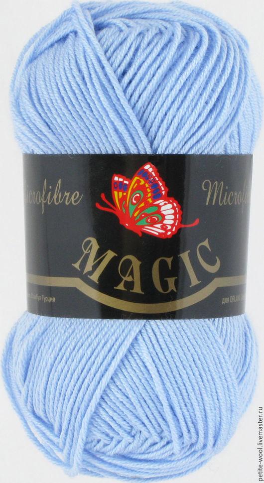 Вязание ручной работы. Ярмарка Мастеров - ручная работа. Купить Пряжа MICROFIBRE / MICROFIBRE PRINT Magic. Handmade.