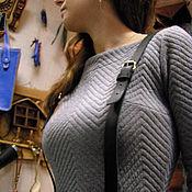 Одежда handmade. Livemaster - original item Women`s belt. Handmade.