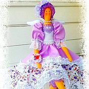 Куклы и игрушки ручной работы. Ярмарка Мастеров - ручная работа Лавандовая Фея_Кукла в стиле Тильда. Handmade.