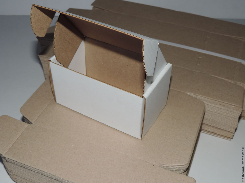 Коробки из гофрокартона своими руками мастер класс