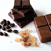 """Косметика ручной работы. Ярмарка Мастеров - ручная работа мыло """"Шоколадка"""". Handmade."""