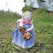 Русский стиль ручной работы. Ярмарка Мастеров - ручная работа Кукла-оберег Подорожница. Handmade.