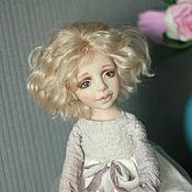 Куклы и игрушки ручной работы. Ярмарка Мастеров - ручная работа Подвижная кукла Диана. Handmade.