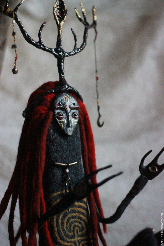 врачом мистические куклы мастеров фото над выбором