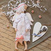 Куклы и игрушки ручной работы. Ярмарка Мастеров - ручная работа Ангел Мотя. Handmade.