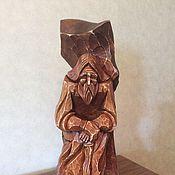 """Для дома и интерьера ручной работы. Ярмарка Мастеров - ручная работа Скульптура""""Старец"""". Handmade."""