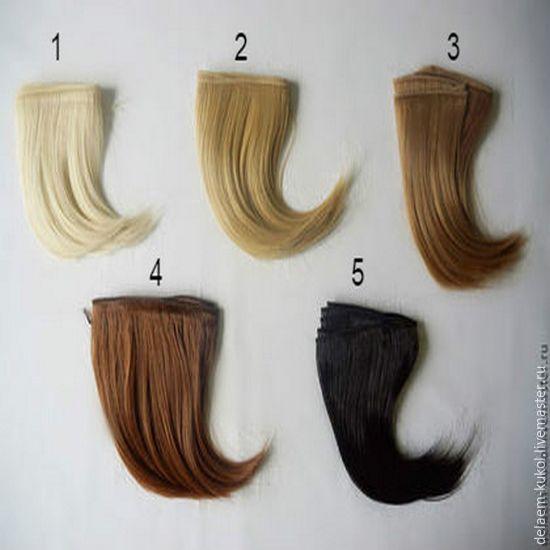 Где купить волосы для кукол