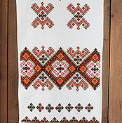 Свадебный салон ручной работы. Ярмарка Мастеров - ручная работа Свадебный рушник. Ручная вышивка. Handmade.