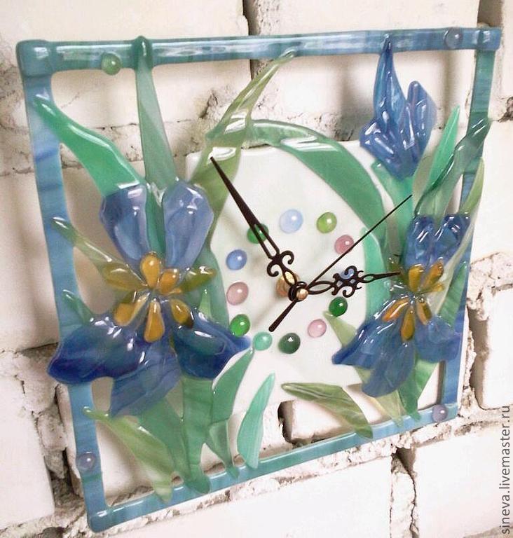Часы Ирисы, Часы классические, Саратов,  Фото №1