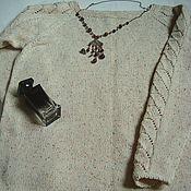 Одежда ручной работы. Ярмарка Мастеров - ручная работа джемпер женский. Handmade.