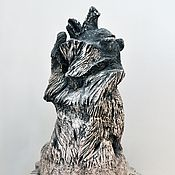 Для дома и интерьера handmade. Livemaster - original item Fire sculpture