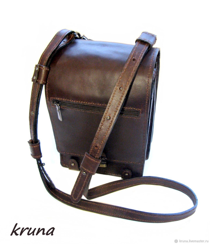 23fa3911d768 Сумка-планшет-ранец мужская из натуральной кожи - 3 – купить в ...