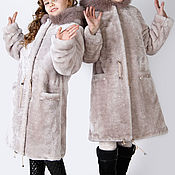 Работы для детей, handmade. Livemaster - original item Children`s coat