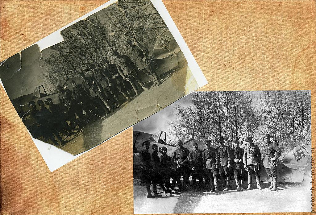 Реставрация фотографий, Фото, Фирсановка,  Фото №1