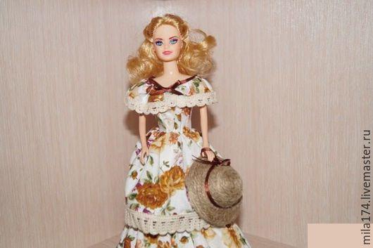 Шкатулки ручной работы. Ярмарка Мастеров - ручная работа. Купить кукла-шкатулка. Handmade. Бежевый, подарок, в стиле скарлет, тесьма
