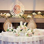 """Свадебный салон ручной работы. Ярмарка Мастеров - ручная работа Свадебное оформление """"Карамель"""". Handmade."""