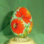 """Сувениры и подарки ручной работы. Ярмарка Мастеров - ручная работа """"Petra"""" яйцо. Handmade."""