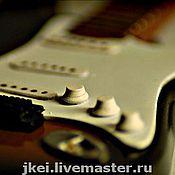 Сувениры и подарки ручной работы. Ярмарка Мастеров - ручная работа Fender Stratocaster 2. Handmade.