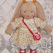 Куклы и игрушки ручной работы. Ярмарка Мастеров - ручная работа Кукла Лета. Handmade.
