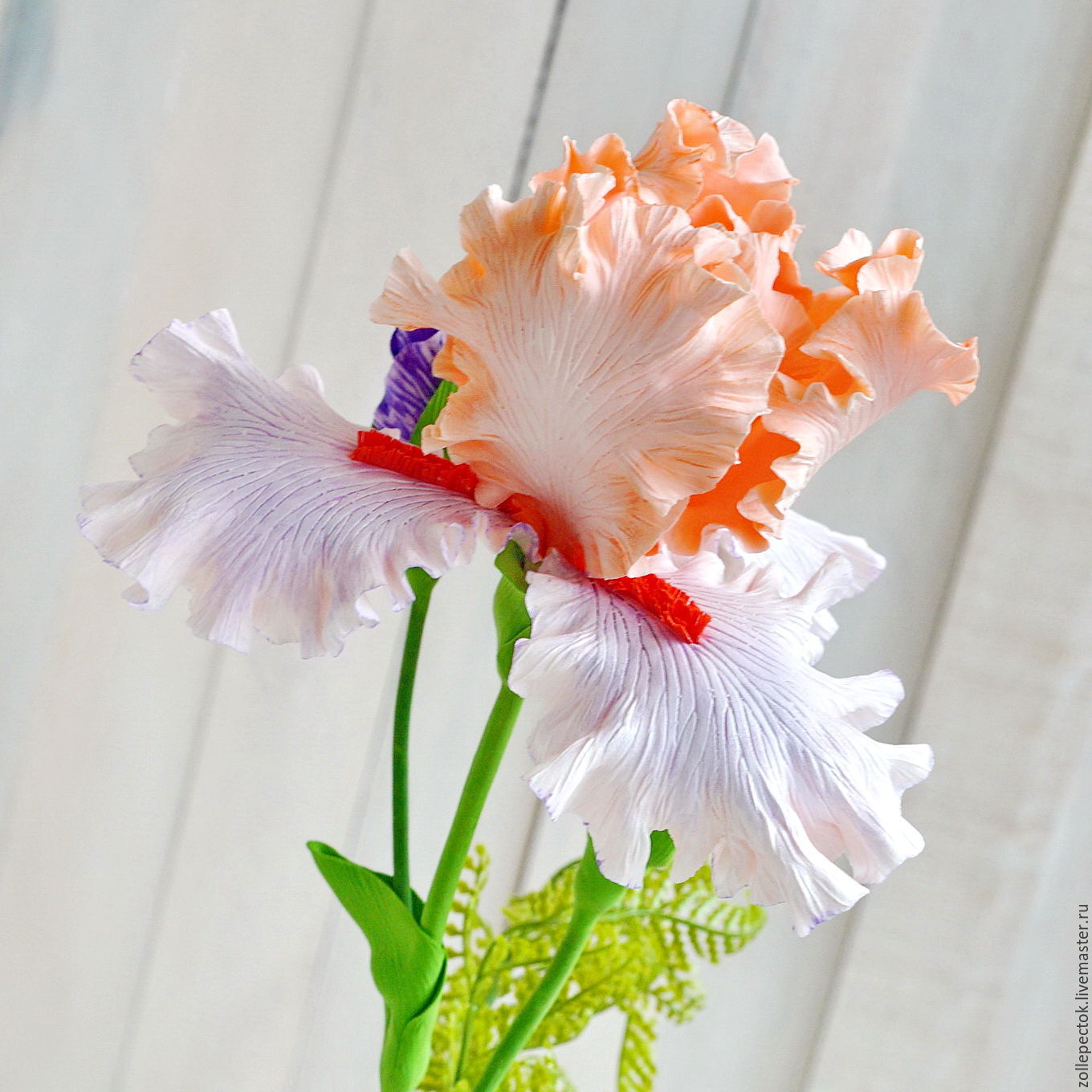 The iris flower romantic shop online on livemaster with shipping flowers handmade livemaster handmade buy the iris flower romantic izmirmasajfo