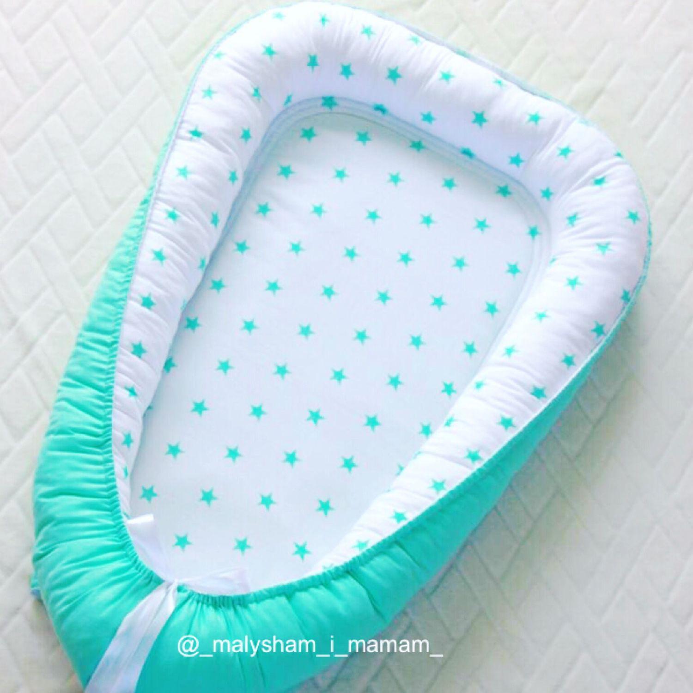 0dab7e915a2d Детская ручной работы. Ярмарка Мастеров - ручная работа. Купить Гнездышко  для новорожденного. Handmade