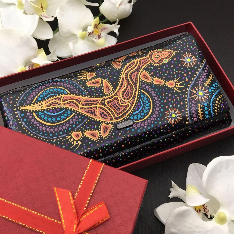 Кошелек женский  Саламандра – купить на Ярмарке Мастеров – I9DO7RU | Кошельки, Королев