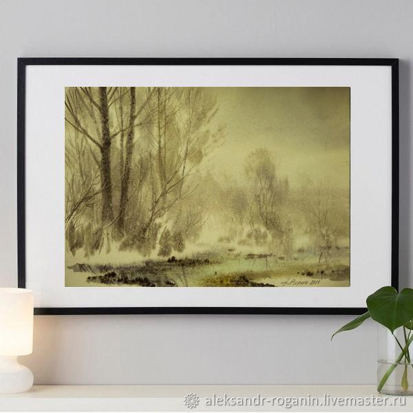 Картина зима, Картины, Пенза,  Фото №1