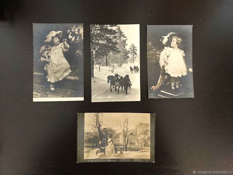 Сентября садике, цены открытки 1920