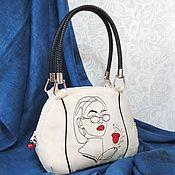 Сумки и аксессуары handmade. Livemaster - original item Valya bag