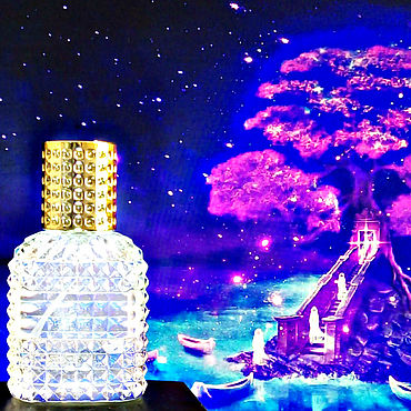 Косметика ручной работы. Ярмарка Мастеров - ручная работа Цветные сны/ Тигровая Орхидея и Лаванда/ Парфюм ручной работы. Handmade.