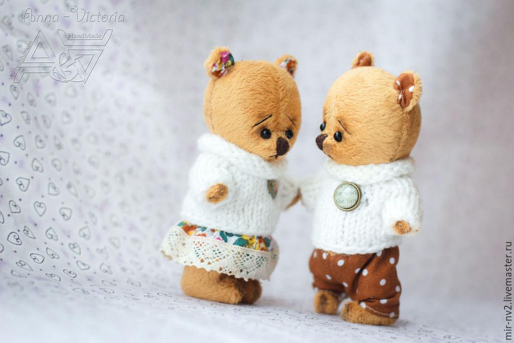 мишки картинки влюбленные