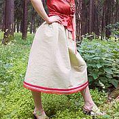 Одежда ручной работы. Ярмарка Мастеров - ручная работа Пышная юбочка на лето. Handmade.