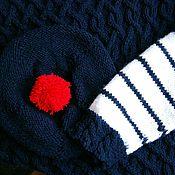 """Одежда ручной работы. Ярмарка Мастеров - ручная работа Пуловер вязаный """"Штиль"""". Handmade."""