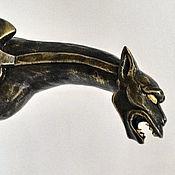 handmade. Livemaster - original item Gargoyle-decorative figure. Handmade.