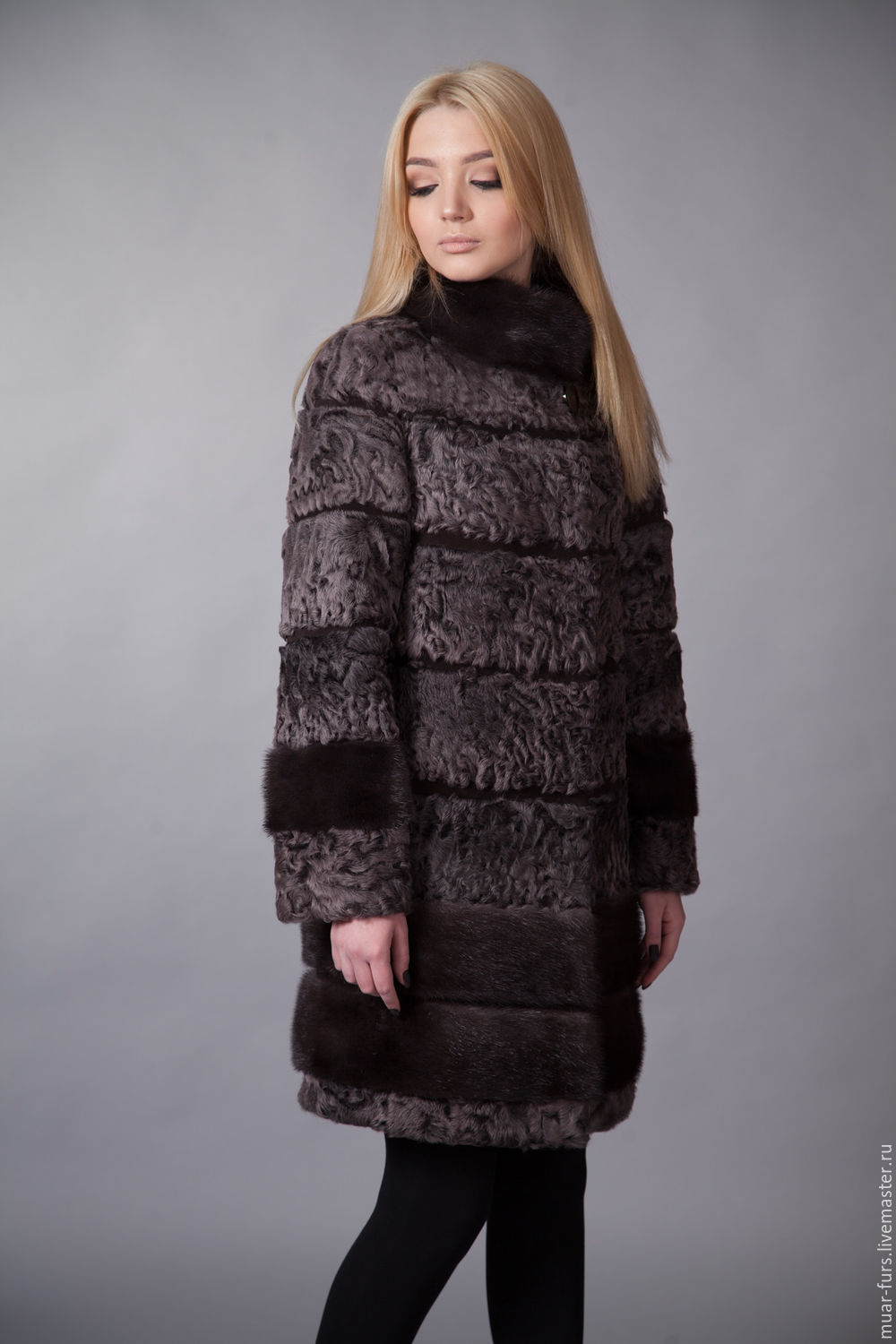 The fur of Karakul