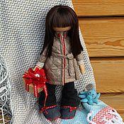 Куклы и игрушки ручной работы. Ярмарка Мастеров - ручная работа Глаша. Handmade.